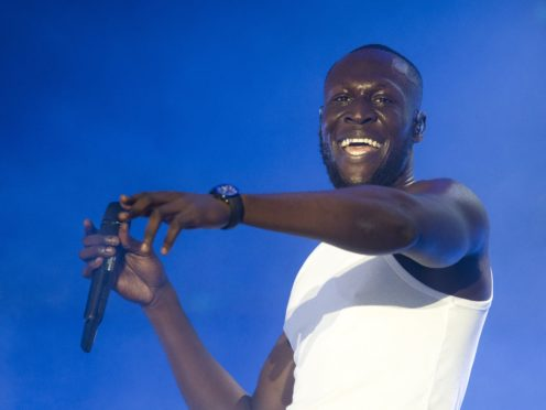 Stormzy accused the media of 'intentionally spinning' his words (Lesley Martin/PA)