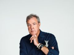 Jeremy Clarkson owns two rams called Leonardo DiCaprio and Wayne Rooney (Amazon Prime Video/PA)