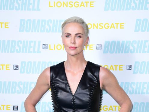 Charlize Theron said the omission of female directors nominated at the Golden Globes is 'really frustrating' (Ian West/PA)
