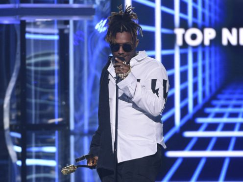 Juice WRLD (Photo by Chris Pizzello/Invision/AP, File)