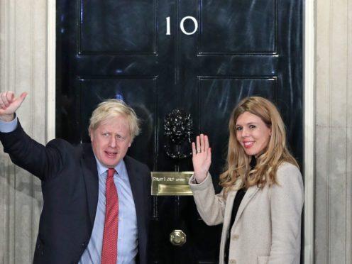 Boris Johnson's sister Rachel says she has not met his girlfriend Carrie (Yui Mok/PA)
