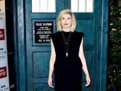 Jodie Whittaker returns as the Doctor (Ian West/PA)