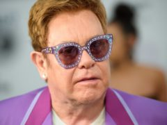 Sir Elton John said he is 'humbled' after receiving the highest acknowledgement in the New Year Honours (Matt Crossick/PA)