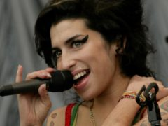 Amy Winehouse died in 2011 at the age of 27 (Anthony Devlin/PA)