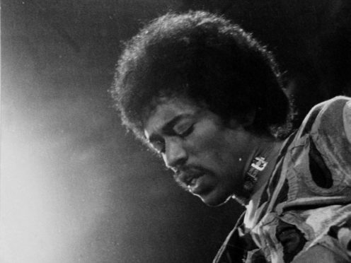 A theory claims Jimi Hendrix released a pair of parakeets in London in the 1960s (PA)