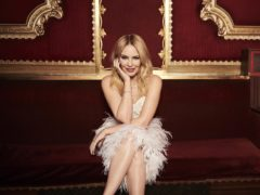 Kylie Minogue has revealed she will begin working on her next album in the New Year (Channel 4/PA)