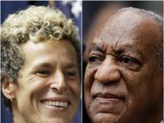 Andrea Constand and Bill Cosby (Matt Slocum/AP)