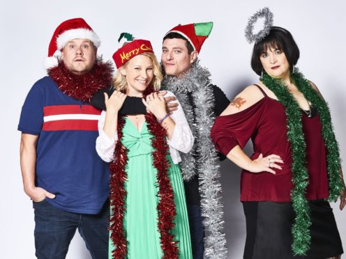 Gavin And Stacey Christmas Special 2019 (GS TV Productions Ltd/ Tom Jackson/BBC)