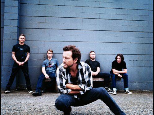 Pearl Jam (Danny Clinch/PA)