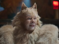 Dame Judi Dench in Cats (Universal)