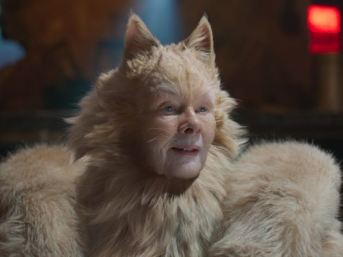 Dame Judi Dench in Cats (Universal)
