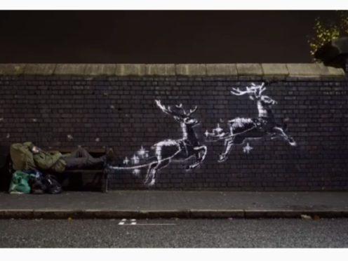 (Banksy/instagram)