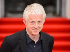 Love Actually director Richard Curtis (Dominic Lipinski/PA)