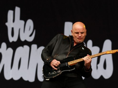 Baz Warne from The Stranglers (Andrew Milligan/PA)