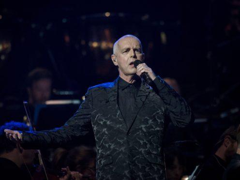 Neil Tennant of Pet Shop Boys (PA)