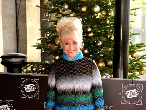 Dame Barbara Windsor (Ian West/PA)
