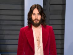 Jared Leto is out for blood in the new trailer for vampire film Morbius (PA)
