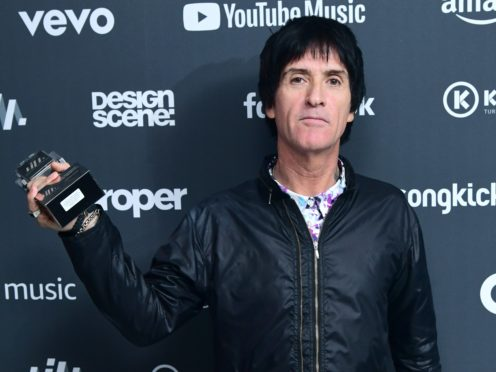 Former Smiths guitarist Johnny Marr is set to work with Hollywood composer Hans Zimmer on the soundtrack of the upcoming James Bond film (Ian West/PA)