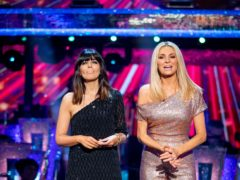 Strictly Come Dancing, presented by Claudia Winkleman and Tess Daly, is made by BBC Studios (Guy Levy/PA)
