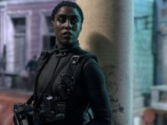 Lashana Lynch as Nomi in the new James Bond film No Time To Die (Danjaq, LLC/MGM/PA)