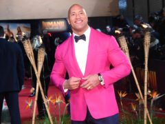 Dwayne 'The Rock' Johnson (Matt Crossick/PA)
