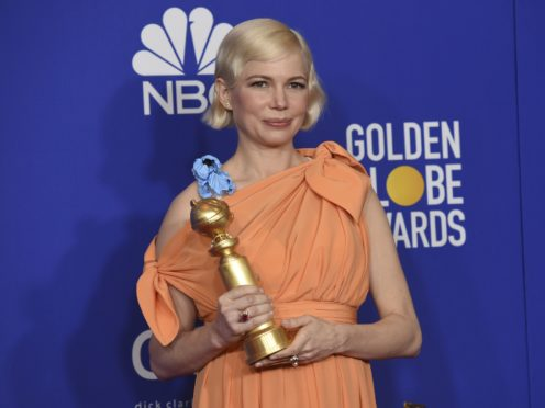 Michelle Williams (Chris Pizzello/AP)