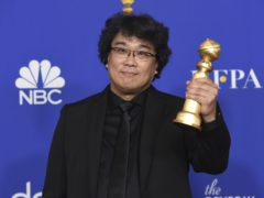 Director Bong Joon-ho's Parasite is reportedly set to be adapted for TV (AP Photo/Chris Pizzello)