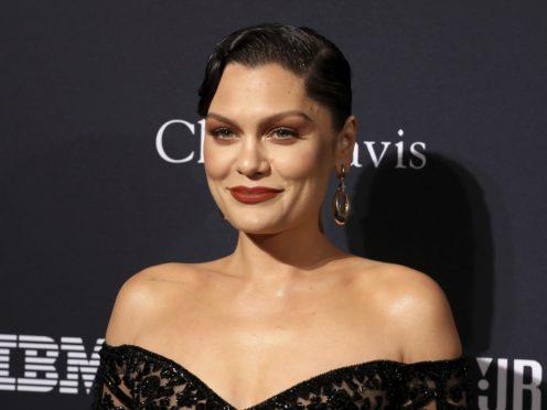 Reunited couple Jessie J and Channing Tatum hit red carpet at pre-Grammy bash (Mark Von Holden/PA)