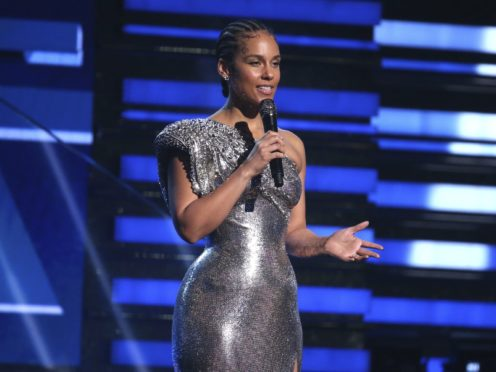 Alicia Keys opened the Grammy Awards with a tribute to Kobe Bryant (Matt Sayles/Invision/AP)