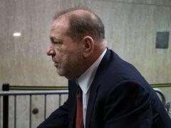 Harvey Weinstein (Craig Ruttle/AP)