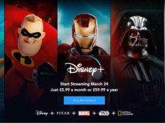 Screenshot of Disney+(Disney/PA)
