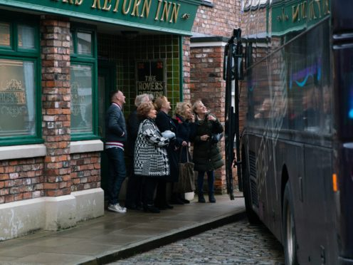 Coronation Street to mark 10,000th episode in 'funny, poignant' way (Danielle Baguley/ITV)