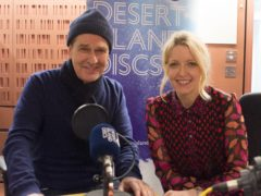 Rupert Everett on Desert Island Discs (BBC Radio 4/Amanda Benson/PA)