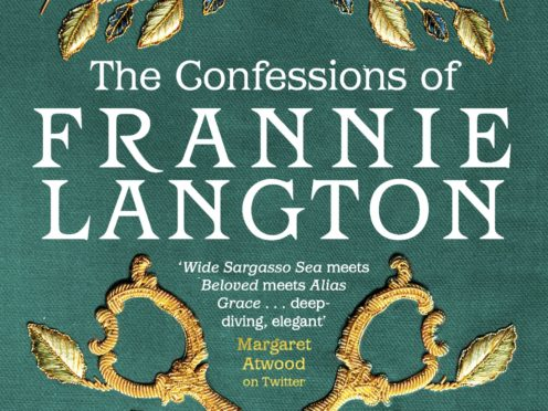 The Confessions of Frannie Langton by Sara Collins (Costa Book Awards)