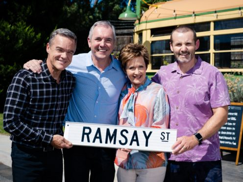 Neighbours is marking its 35th anniversary with a week of special episodes (Channel 5/PA)
