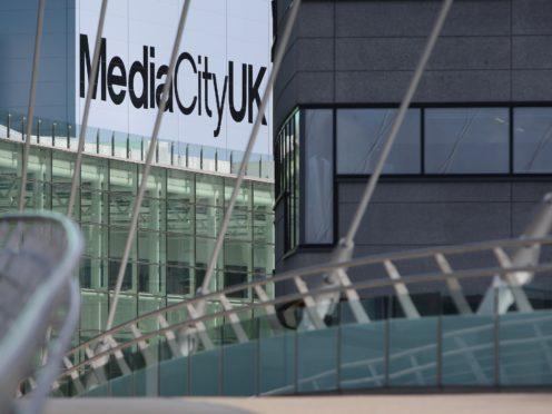 BBC facilities at MediaCityUK in Salford (Dave Thompson/PA)