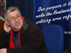 Ian McMillan said the North is now central to the news agenda (John Giles/PA)
