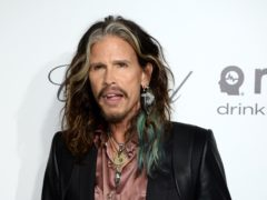 Steven Tyler will perform at the London Palladium on Tuesday (PA)