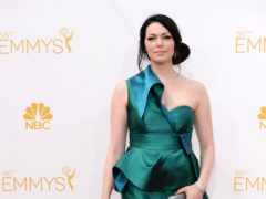 Orange Is The New Black's Laura Prepon welcomes a new 'bundle of love' (PA)