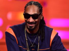 Snoop Dogg has expressed regret over his controversial comments to a US TV journalist and said he felt the need to protect 'superhero' Kobe Bryant (Ian West/PA)