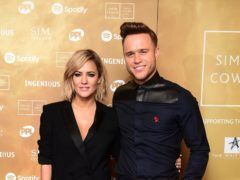 Olly Murs shares emotional Caroline Flack tribute: My kids will know you (Ian West/PA)