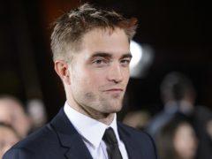 Robert Pattinson will take on the Batman role in the film set for release in June 2021 (Matt Crossick/PA)