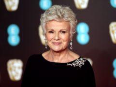 Dame Julie Walters has spoken about her bowel cancer diagnosis (Yui Mok/PA)