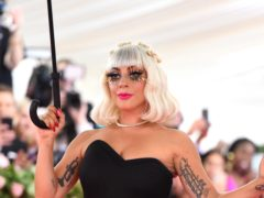 Lady Gaga's new track will be released on Friday (Jennifer Graylock/PA)