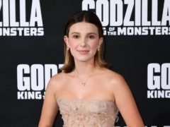 Stranger Things star Millie Bobby Brown hit out at 'inappropriate comments' and 'sexualization' as she celebrated her 16th birthday (Ian West/PA)