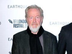Sir Ridley Scott has won an award for his short film advertising a prestige cognac brand (Ian West/PA)