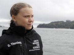 Greta Thunberg (Kirsty Wigglesworth/PA)