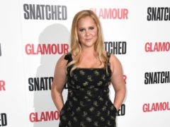Amy Schumer feels 'empowered' as she gives an update on her IVF journey (Doug Peters/PA)