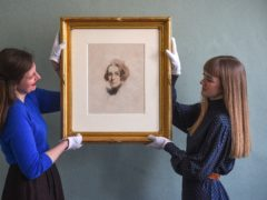 Unseen letters among 'treasure trove' of Charles Dickens items to go on display (Kirsty O'Connor/PA)