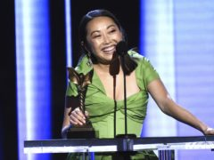 Lulu Wang's poignant family drama The Farewell has taken the top prize at the 35th Film Independent Spirit Awards (AP Photo/Chris Pizzello)